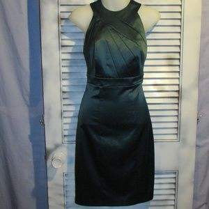 The Limited Emerald Green party dress sz 2